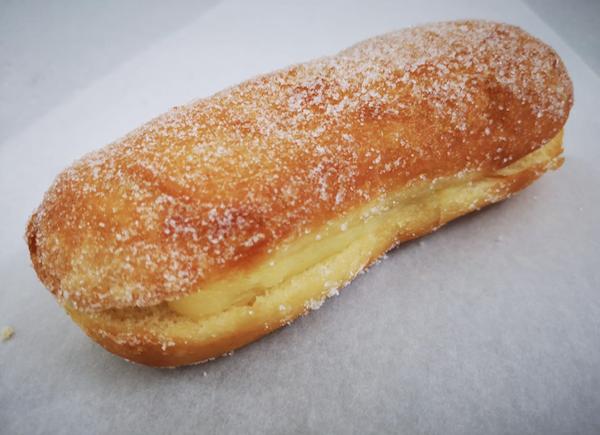 Custard Cream Donuts