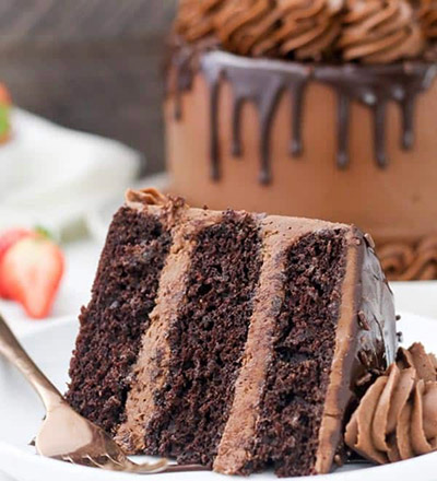 Chocolate Cadbury Cake