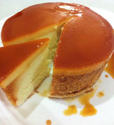 Tocino de Cielo Cake